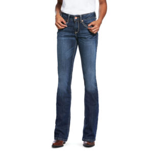 Jean femme Ariat REAL Linda Boot_10032052_front