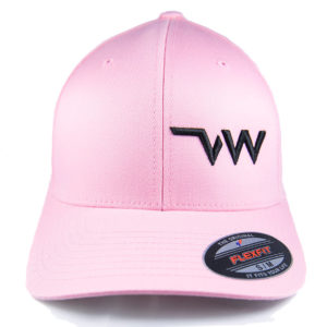 Casquette Flexfit Wolly combed rose Village Western