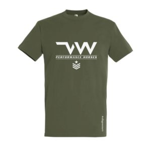T-shirt homme Army Village Western